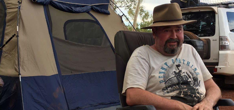 Millstream camping ground