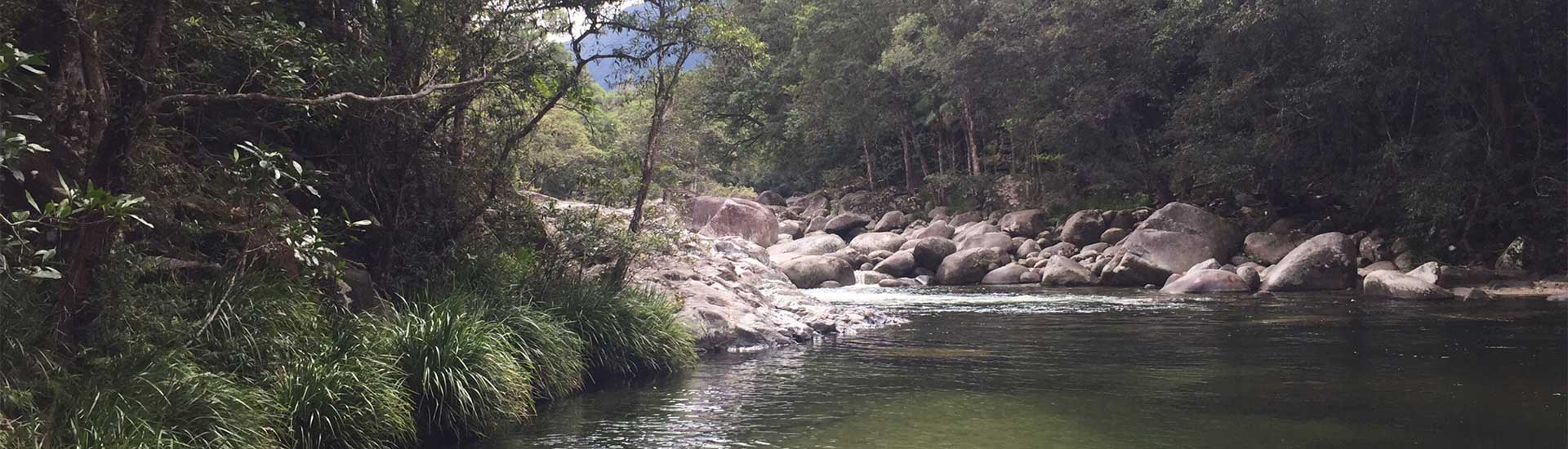 Mossman Gorge Daintree Forest