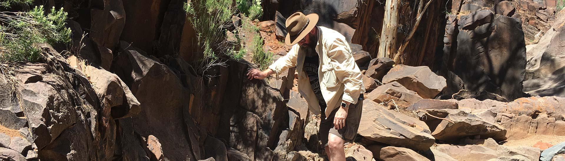 Sacred Canyon South Australia