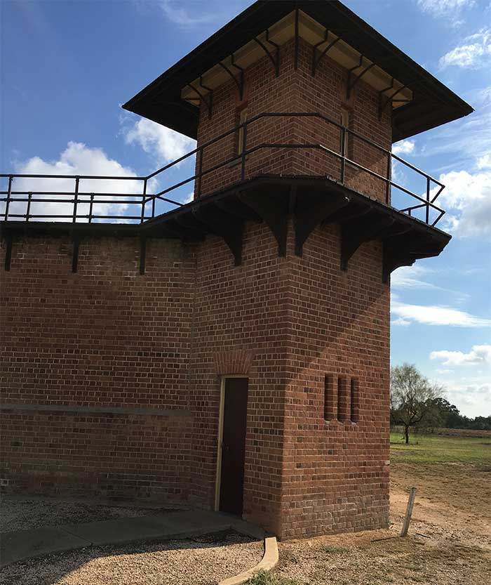 Wentworth Gaol Outdoors Tower
