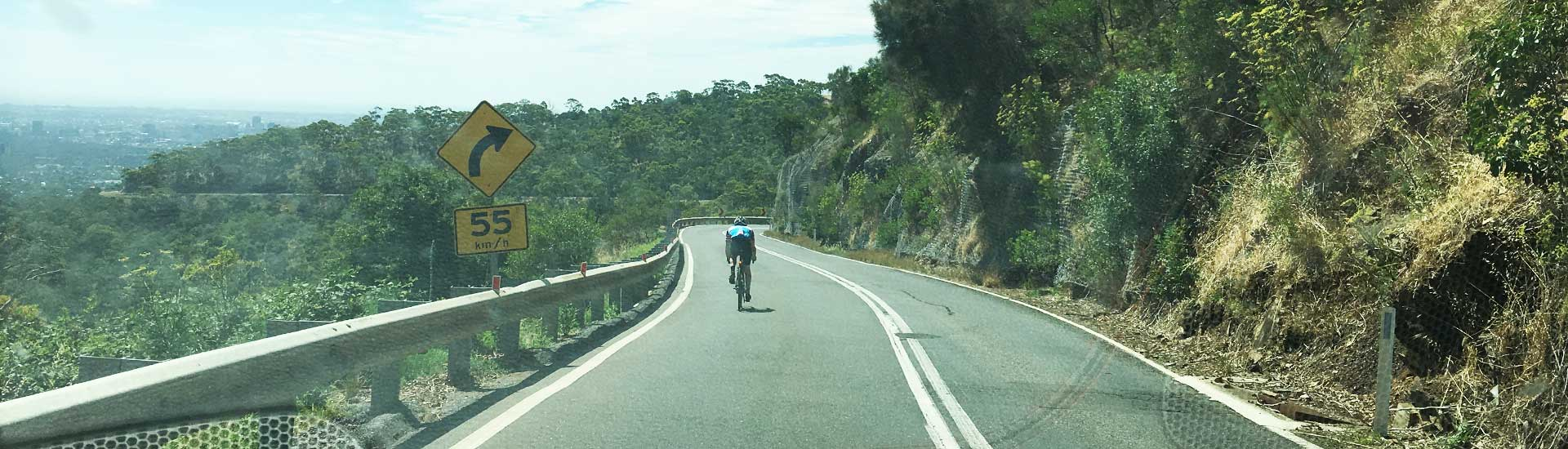 Hahndorf, Mount Lofty and crazy bike rider ⋆ Hatch a Holiday