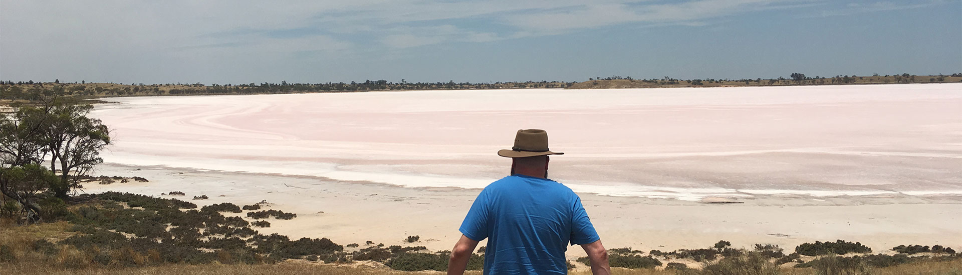 Melbourne to Pink Lakes and Pinnaroo ⋆ Hatch a Holiday