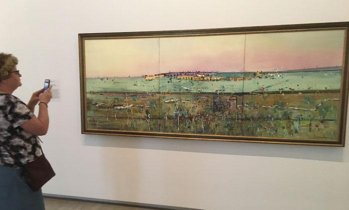 Tarrawarra Museum of Art | FRED WILLIAMS – 1974
