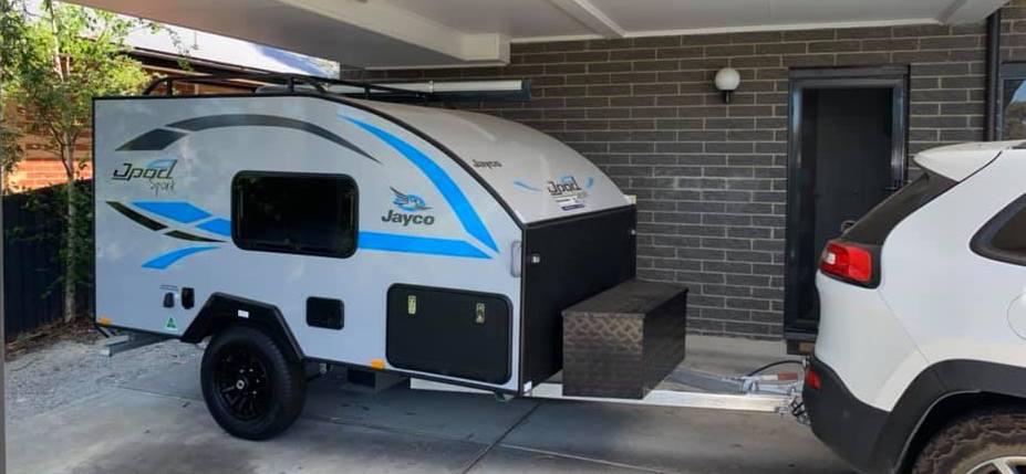 Jayco Jpod - Teardrop Caravan