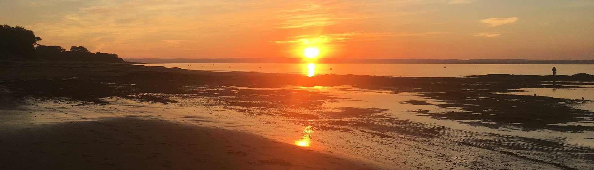Phillip Island Sunset