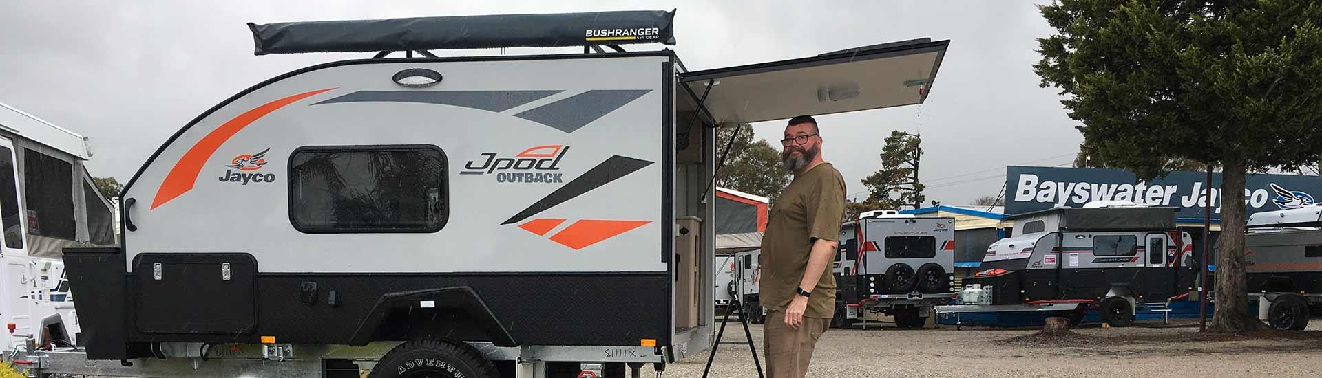 Jayco Jpod Outback