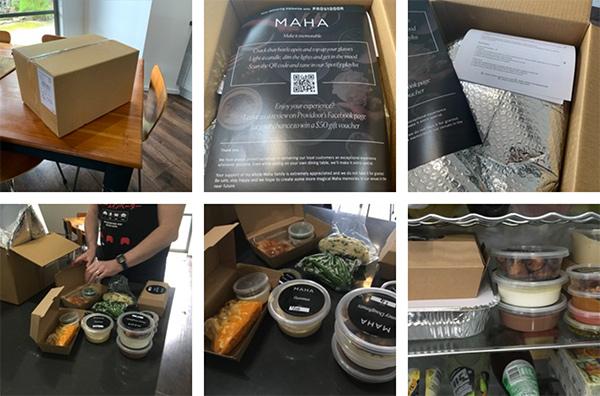 Maha Providoor - Restaurant quality food